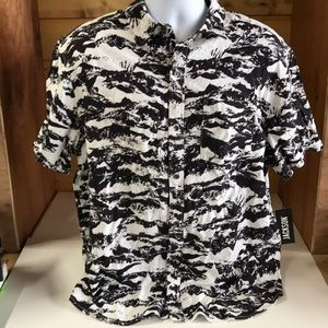 Other - Jackson black and white shirt. New. L.